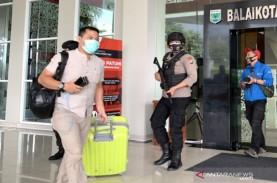 KPK Kembali Menggelar Pemeriksaan di Kota Batu