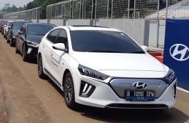 Ditopang Kona EV, Penjualan Mobil Listrik Hyundai Tembus 300 Unit