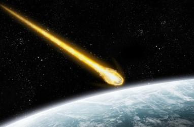 Meteor Jatuh di Sulawesi Tengah Berukuran Puluhan Sentimeter, Meledak di Atmosfer