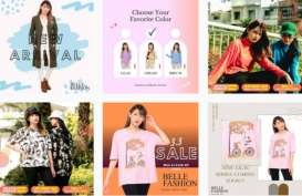Belle Fashion, Tutup Toko di Tanah Abang Kini Sukses Jualan Online