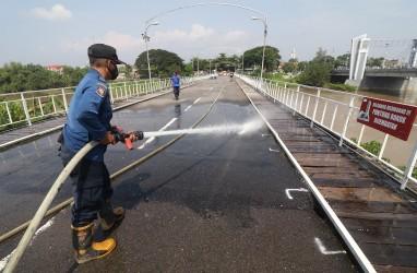 Pembebasan Lahan 38 Proyek Perbaikan Jembatan Jawa Rampung Kuartal I/2021