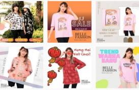 Rahasia Sukses Belle Fashion Jualan hingga Mancanegara