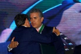 Presiden Kolombia Tawarkan Diri Disuntik Vaksin AstraZeneca