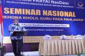 Gelar Pahlawan Syaikhona Kholil Harus Diupayakan Bersama