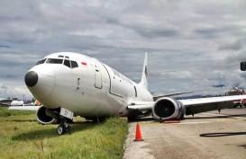 Pesawat Trigana Air Tergelincir, Bandara Halim Perdanakusuma Ditutup