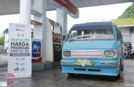 Harga Pertalite Setara Premium Diberlakukan di Makassar