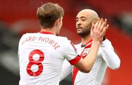 Southampton Lolos ke Semifinal FA Cup Setelah Bantai Bournemouth