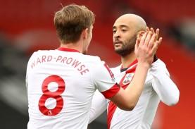 Southampton Lolos ke Semifinal FA Cup Setelah Bantai…