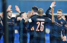 Manchester City Lolos ke Semifinal FA Cup, Asa Raih 4 Trofi Terpelihara