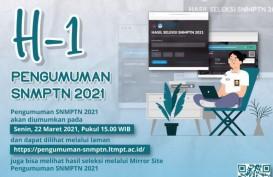 Hasilnya Diumumkan Besok, Ada Opsi Ini Bila Tak Lulus SNMPTN 2021