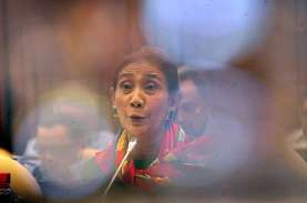 Impor Garam 3 Ton, Susi Pudjiastuti Minta ke Megawati:…