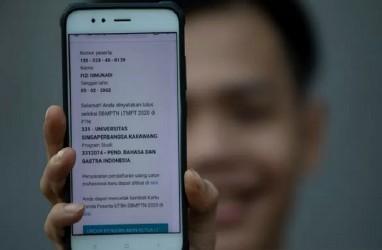 Hasil SNMPTN 2021: Ini Link Mirror PTN di Sulawesi, Kalimantan dan NTB