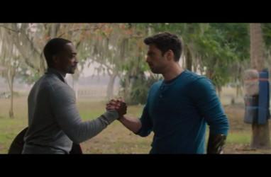 Serial The Falcon dan The Winter Soldier Dijamin Seperti Film Bioskop