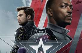 Anthony Mackie, Sebastian Stan Ungkap Tantangan di Serial Terbaru