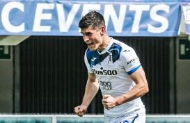 Hasil Liga Italia : Atalanta Amankan Slot Keempat, Tinggalkan Napoli