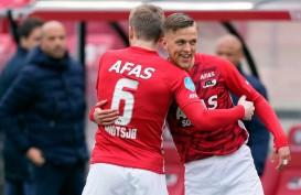 Hasil Liga Belanda, PSV Eindhoven Makin Sulit Mengejar Ajax Amsterdam