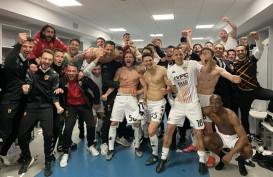 Juventus Kalah Lagi, Dihajar Tim Promosi Benevento Asuhan Inzaghi