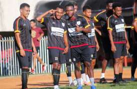 Persipura Jayapura Gelar Latihan Tertutup Hadapi Liga 1 & AFC Cup