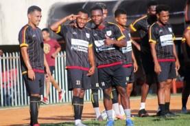 Persipura Jayapura Gelar Latihan Tertutup Hadapi Liga…