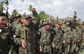 Marinir Tembak Mati Pimpinan Abu Sayyaf, Sandera Indonesia Selamat