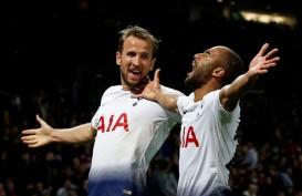 Tottenham Hotspur Tekuk Aston Villa, Dekati Zona Liga Champions