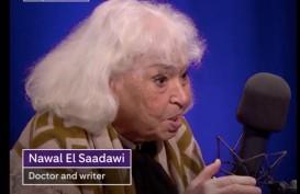 Nawal El Saadawi, Penulis Feminis Tersohor Mesir Meninggal Dunia