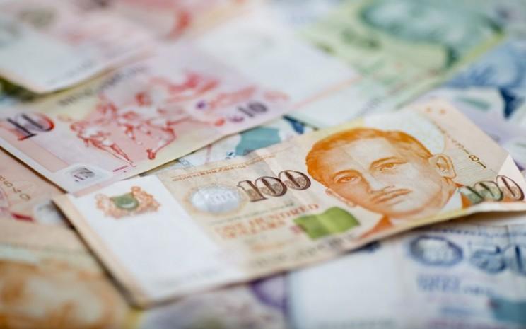Dolar Singapura menguat sepanjang minggu ketiga Agustus setelah pemerintah Negeri Jiran tersebut mengumumkan stimulus tambahan -  Bloomberg
