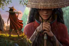 'Raya and the Last Dragon' Puncaki Box Office 3 Pekan…