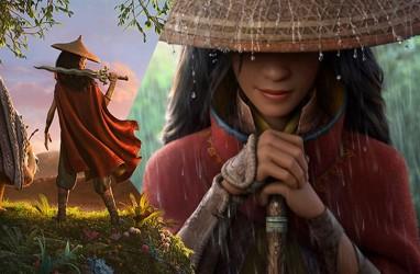 'Raya and the Last Dragon' Puncaki Box Office 3 Pekan Beruntun