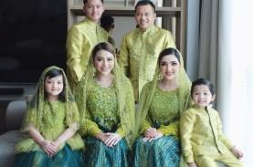 'Banjir' Airmata di Pengajian Jelang Pernikahan Aurel…