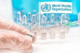 Dapat Suplai dari COVAX, Palestina Siap Vaksinasi…
