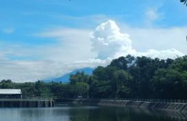 Gunung Merapi 2 Kali Luncurkan Awan Panas Pagi Ini, Status Siaga