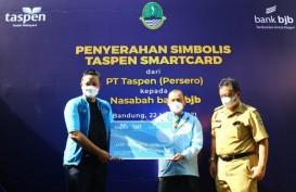 BJB-Taspen Kolaborasi Lahirkan Taspen Smartcard