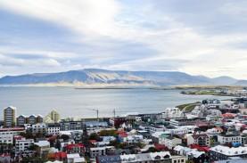 Islandia Izinkan Masuk Turis yang Sudah Disuntik Vaksin…