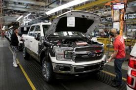 Pasokan Cip Masih Jadi Isu, Ford Pangkas Produksi…