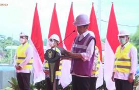 Resmikan SPAM Umbulan, Ini Pesan dan Harapan Jokowi