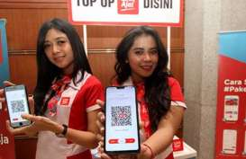 Putar-putar Uang ala Telkomsel di Gojek dan LinkAja
