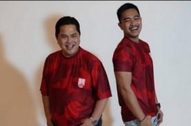 Kaesang, Erick Thohir dan Persaingan Taipan di Klub…