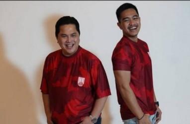 Kaesang, Erick Thohir dan Persaingan Taipan di Klub Tanah Mataram, ada MEDC?