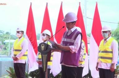 Jokowi Minta SPAM Umbulan Segera Beroperasi Maksimal