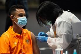 KONI: Vaksinasi Bikin Atlet Tenang dan Nyaman Saat…