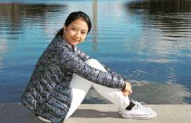Berhasil Bikin Dewa Kipas Menyerah, Ini Profil dan Foto-foto Irene Sukandar