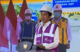 Jokowi Ingin Lebih Banyak Proyek Infrastruktur Pakai Skema KPBU