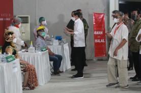 Setengah Guru SD di Bantul Sudah Divaksin Covid-19…