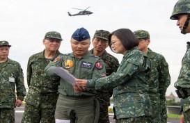 Dua Pesawat Tempur Taiwan Jatuh, China Dicurigai?
