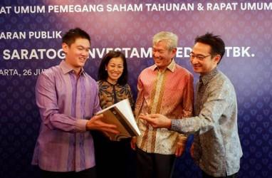 Perusahaan Sandiaga Uno-Edwin Soeryadjaya (SRTG) Siap Buyback Rp150 Miliar