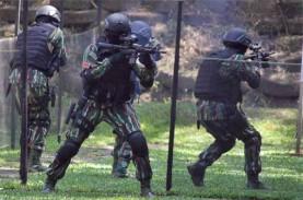TNI Akan Dilibatkan Tanggulangi Terorisme, Ini Penjelasan…