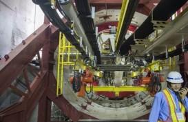 MRT Fase  2A: Ini Pengaturan Lalu Lintas Selama Konstruksi dan Tunneling