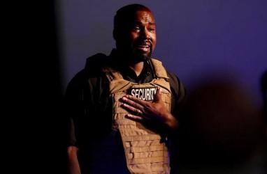 Forbes Patahkan Gelar 'Richest Black American' Kanye West