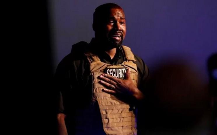 Kanye West. - Antara/Reuters